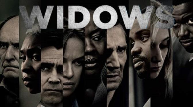 Viúvas (Widows 2018)