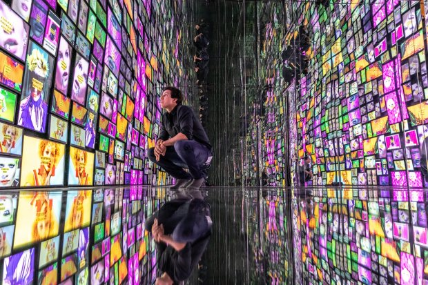 EXP MUSEUM OF ME © Renato Mangolin